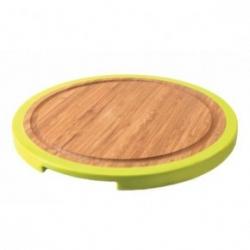 Доска для нарезки круглая 25 см BergHOFF 1101675