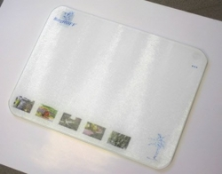 Разделочная доска из небъющегося стекла BergHOFF 1107011