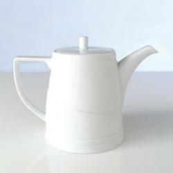 Чайник  завар. с крышкой 1,2 л. Фарфор Hotel BergHOFF 1690179